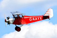 Shuttleworth Airshow & LAA Party in the Park 2015