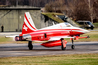 Swiss Air Force Repetition Training-Sion