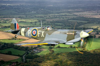 Spitfire H.F IXe,St George