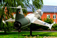 Wittmund Air Base Preserved Aircraft